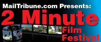 Two-Minute Film Festival video contest