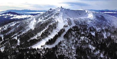 Mount Ashland	Ski Area