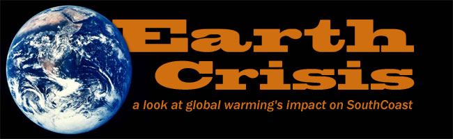 Earth Crisis: A look at global warming's impact on SouthCoast