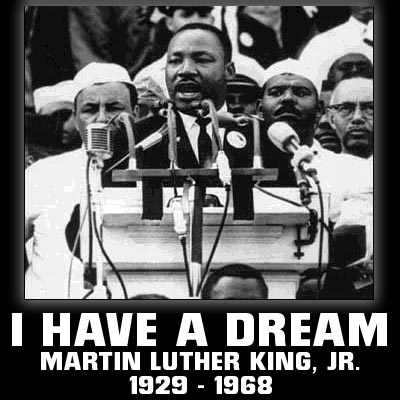 a study on martin luther king jrs dream and todays society
