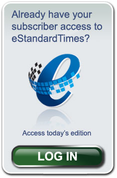 Log in to eStandardTimes