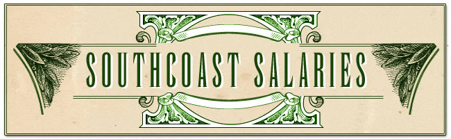 SouthCoast Salaries