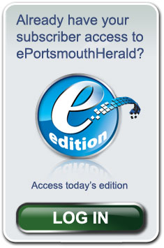 Log in to ePortsmouthHerald