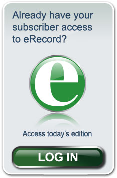 Log in to eRecord