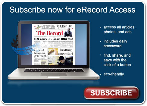 Subscribe to eRecord